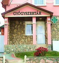 A bokodi Kamilla Gy�gyszert�r